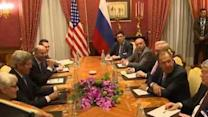 Lavrov Meets Kerry at Sidelines of Iran Nuclear Talks