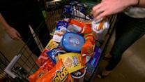 Study: Hungry Shoppers Buy More Junk Food