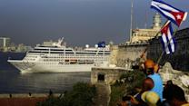 First U.S. Cruise Ship to Cuba in Decades Docks