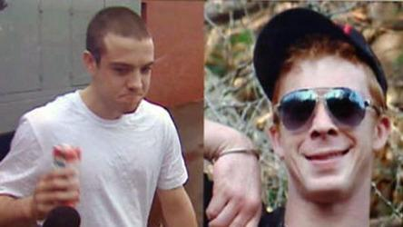 2 men charged in Harley Lawrence death