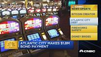 CNBC update: Atlantic City makes $1.8M bond payment