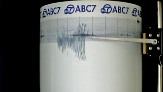 5.7-magnitude earthquake strikes near Susanville in Northern California