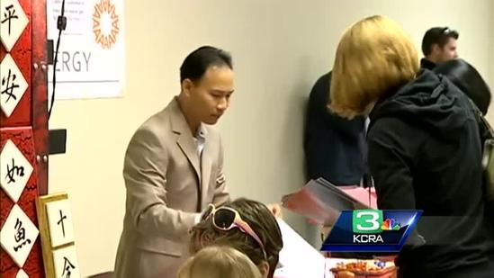 Sacramento event rings in Chinese New Year