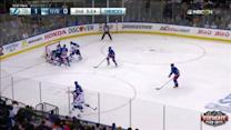 Henrik Lundqvist Save on J.T. Brown (14:38/2nd)
