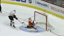 Reilly Smith fools Steve Mason in shootout