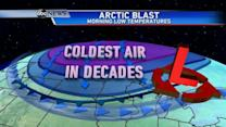 The Snow, Cold and What's Ahead in the Forecast