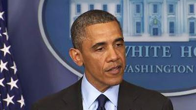 Obama: Boston Capture Closes Chapter in Tragedy