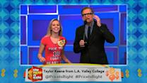 The Price is Right - Taylor from L.A. Valley College