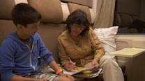 """Exclusive Preview of Christiane Amanpour's Personal Journey """"Back to the Beginning"""""""