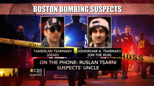 Boston suspects' uncle: Older brother was