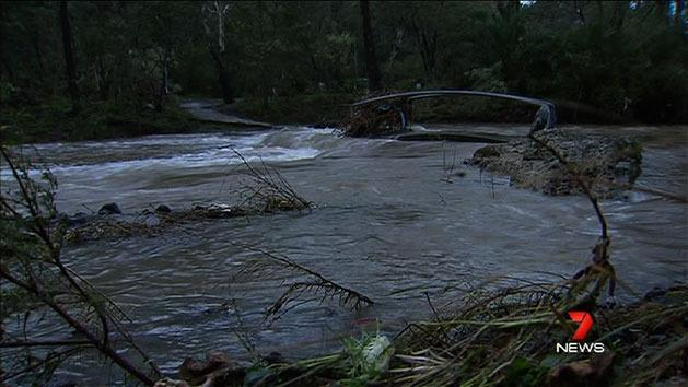 What lurks beneath in Melbourne's rivers