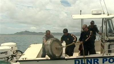 DLNR Sets Up Safety Zone At Kaneohe Sandbar