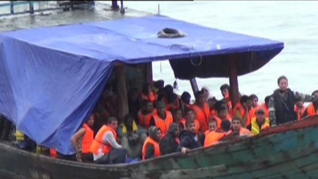 More asylum seeker boat arrivals
