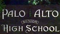 Palo Alto High School warns students about streaking