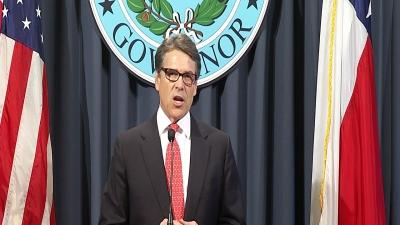 Gov. Perry: 'Indictment Is Abuse of Power'