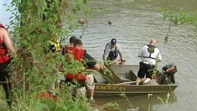 Toddler Falls From Canoe In Whitewater River