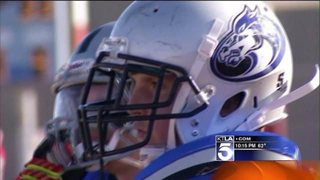 Youth Football Teams Return Home After Falling Ill During Las Vegas Tournament