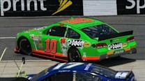 Patrick Turned Early in Martinsville