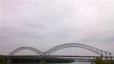 From The Field: Sherman Minton Bridge Closed