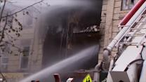 Gas suspected in deadly NY blast