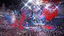 Balloon Drop Marks the Close of the 2016 Democratic National Convention
