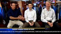 News 8 Exclusive Interview: Chargers hierarchy focused on future