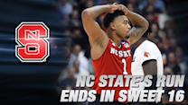 NC State's Tourney Run Ends in Sweet 16 Loss to Louisville