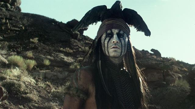 Lone Ranger - Bande-annonce