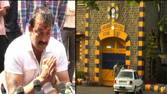 Sanjay Dutt's new identity: Prisoner no. 16656