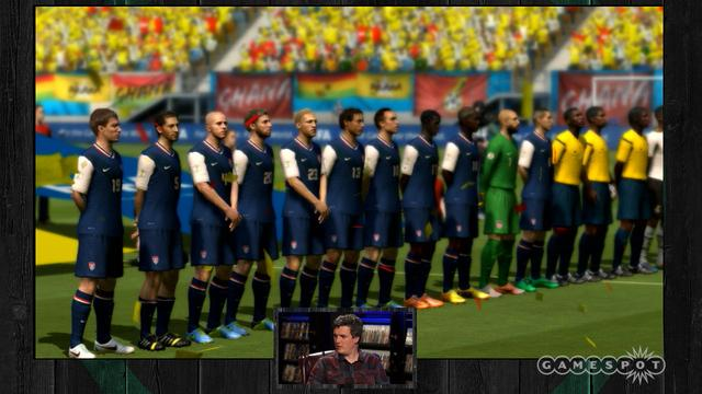 Exclusive first look at 2014 FIFA World Cup Brazil