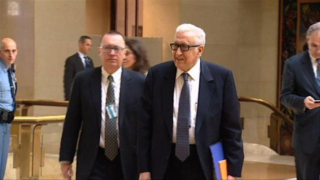 Syria: Brahimi meeting in Geneva with US and Russian officials
