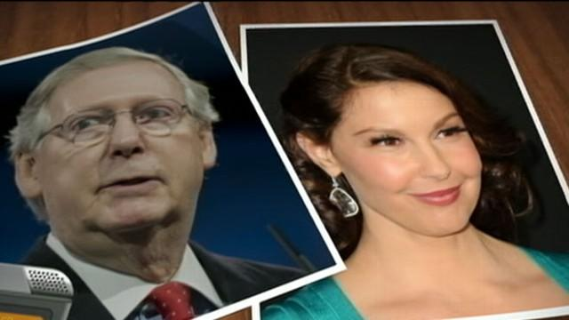 FBI Asked to Investigate Secret Tape of McConnell Talking About Ashley Judd