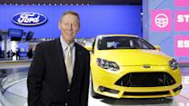 Ford CEO Chides Japan for Currency Manipulation