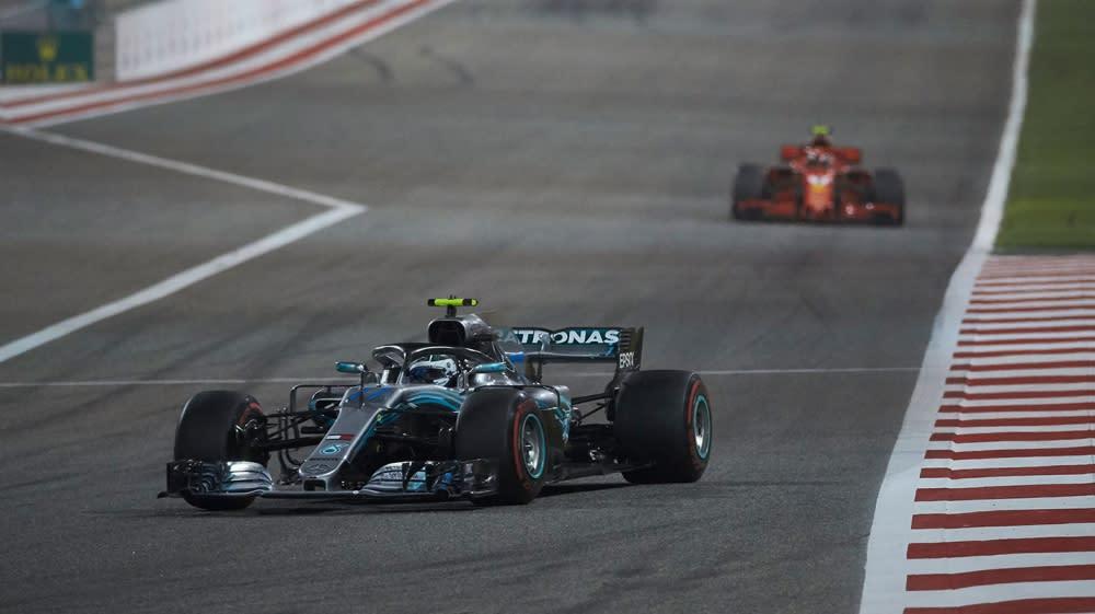Mercedes承認對Vettel的一停反應太慢