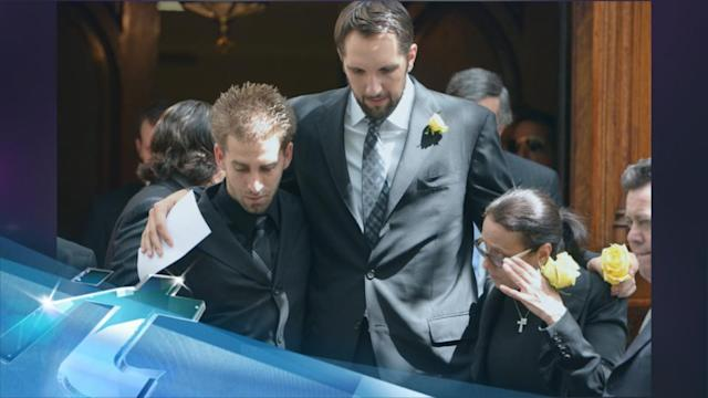 Gia Allemand's Funeral Held In New York