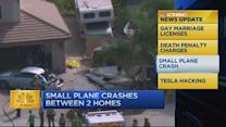 CNBC update: Small plane crash in California