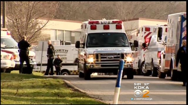 Knife-Wielding Student In Custody After Incident At Franklin Regional H.S.