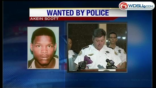Manhunt for shooting suspect continues Tuesday morning