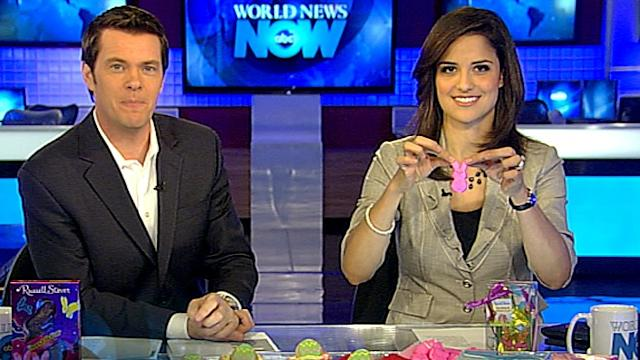 World News Now Celebrates Easter Early