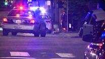 High Speed Chase Ends In Crash, Woman Injured