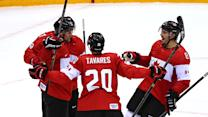 Canada opens Sochi games with 3–1 win
