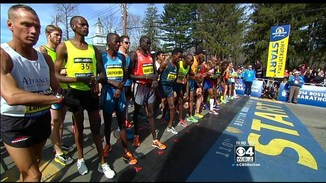 BAA: 99% Of Runners Completed 'Epic' Boston Marathon