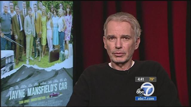 Billy Bob Thornton returns to directing in 'Jayne Mansfield's Car'