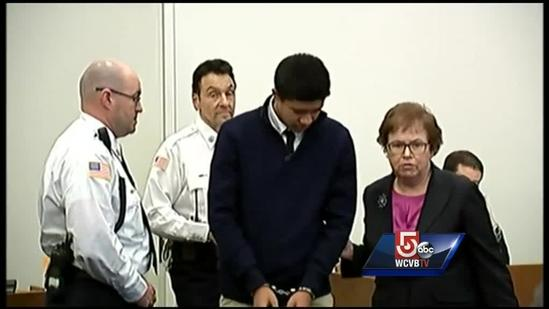 Chism pleads not guilty in death, rape of H.S. teacher