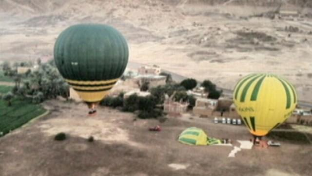 Egypt Balloon Crash: At Least 18 Tourists Killed