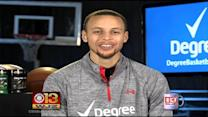 Coffee With: Stephen Curry