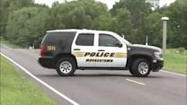 Moorestown police officer ejected from motorcycle, hit by Burlington County investigator's truck