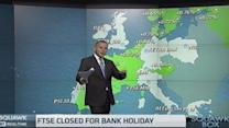 Europe shares open higher on Draghi comments