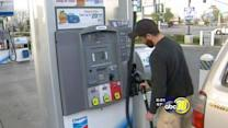 The fluctuation of gas prices in the Valley