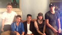 The Wanted Set to Rock 'GMA': You Choose Their Song!